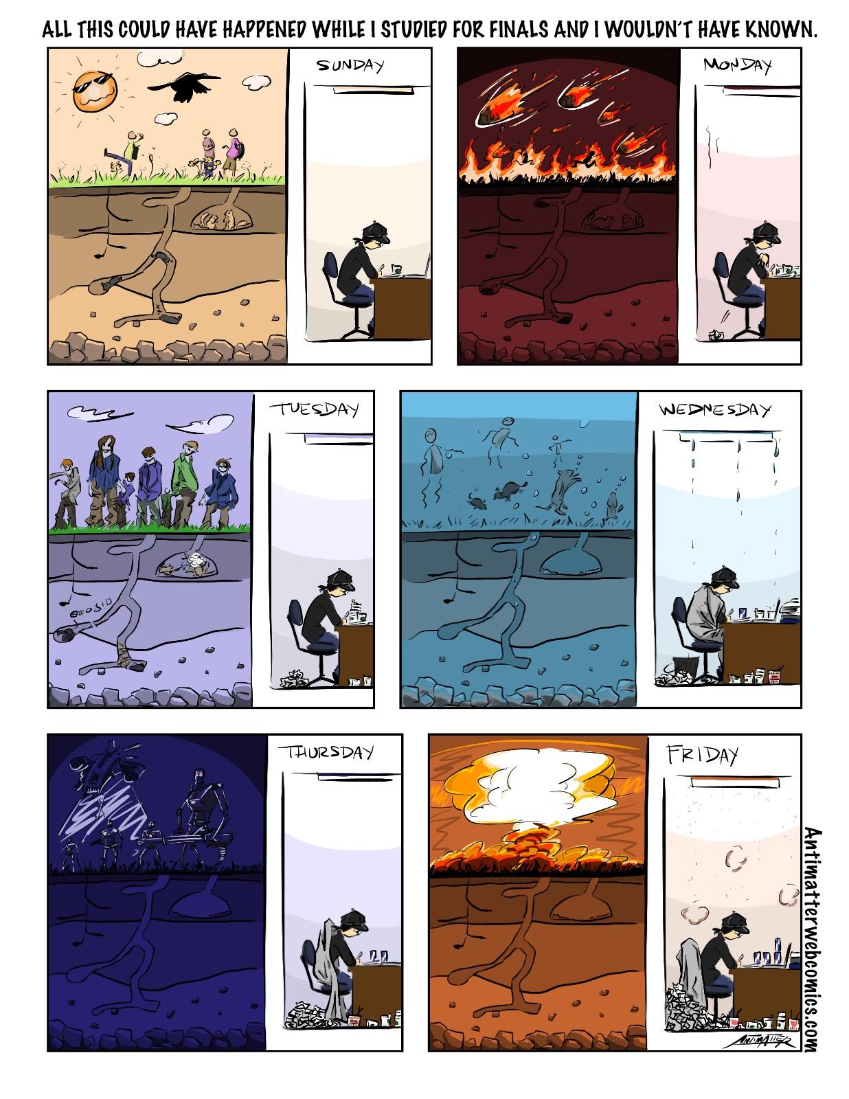 Final Apocalypses
