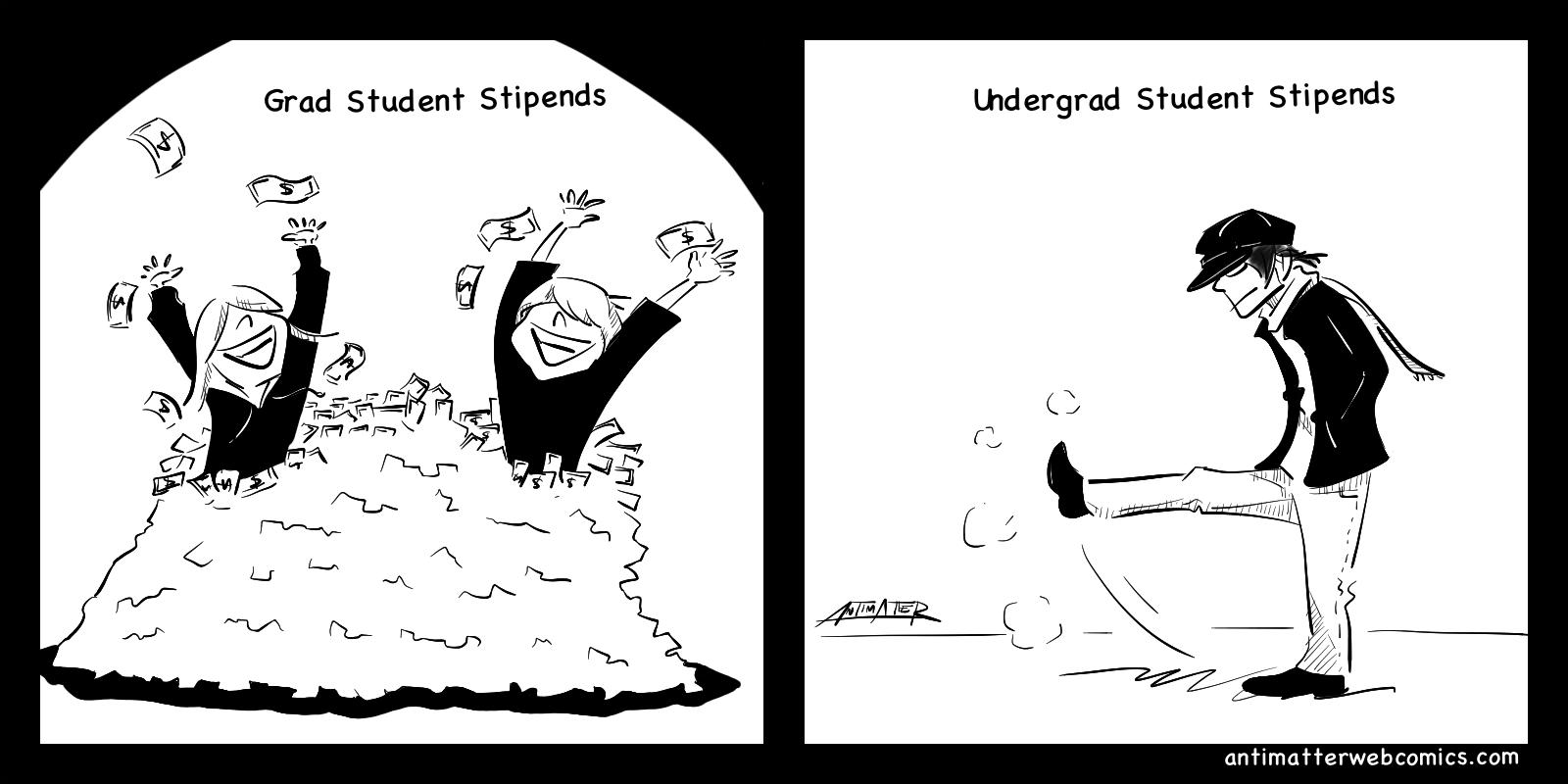 Undergrad Stipends