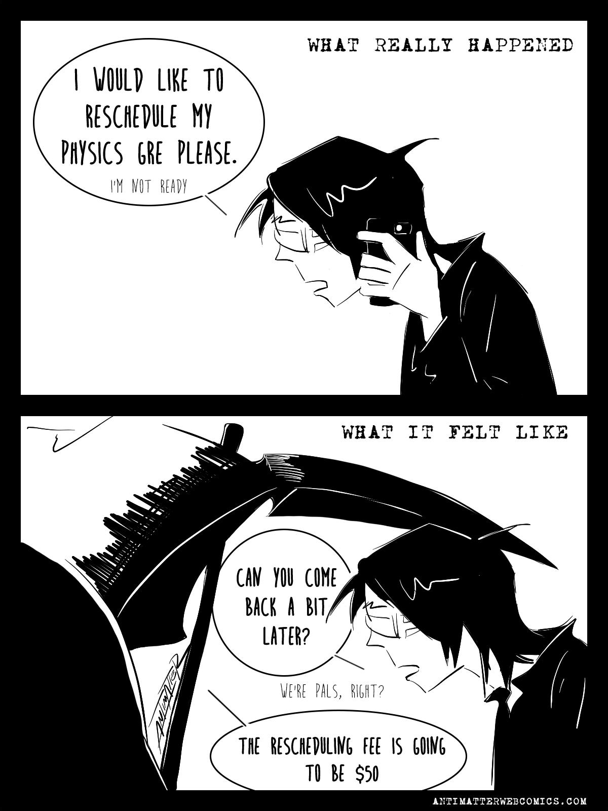The GRE Reaper